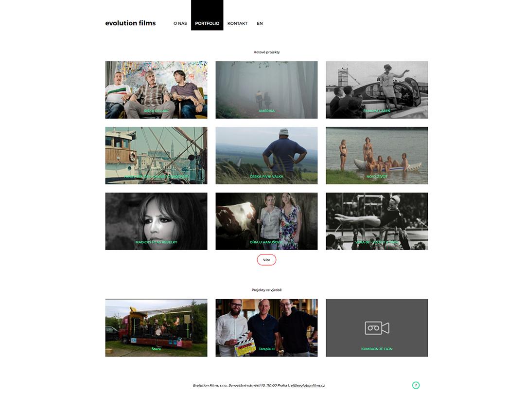 evolutionfilms-cz-portfolio