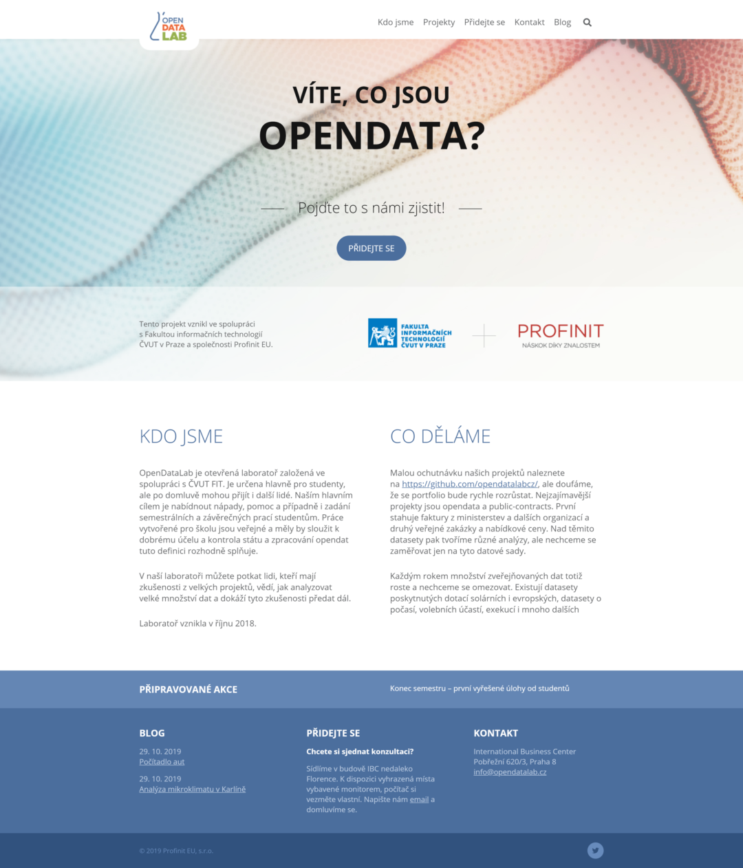 OpenDataLab - Homepage
